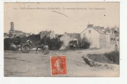 SAINT ETIENNE DE MONTLUC - LE NOUVEAU BOULEVARD, VUE D'ENSEMBLE - 44 - Saint Etienne De Montluc