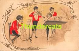 CPA LITHO ENFANT  LITHO CARD CHILDREN  ( PLI - CREASE ) PUB ST JOSEPH HENRI ESDERS PARIS - Dessins D'enfants