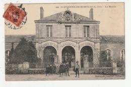 SAINT ETIENNE DE MONTLUC - LA MAIRIE - 44 - Saint Etienne De Montluc