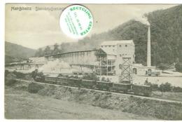 Merckholtz Steinbruchanlagen (ed,J.Kaemmerer Photographe Wiltz.TRAIN - Postcards