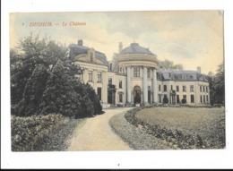 Izegem  ( 5249 )   Chemin Du Parc Ver Le Chateau  ( Colorisé ) - Izegem
