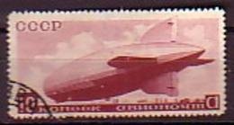 RUSSIA - UdSSR - 1934 - Drigable - 10 Kop. Mi 484x - 1923-1991 USSR