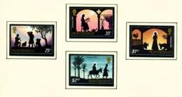 MONTSERRAT - 1982 Christmas Set Unmounted/Never Hinged Mint - Montserrat