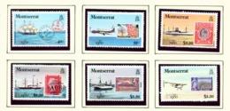 MONTSERRAT - 1980 London 1980 Set Unmounted/Never Hinged Mint - Montserrat