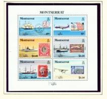 MONTSERRAT - 1980 London 1980 Miniature Sheet Unmounted/Never Hinged Mint - Montserrat