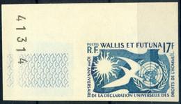 Wallis Et Futuna N°160 - Non Dentelé, Coin De Feuille - (F117C) - Non Dentelés, épreuves & Variétés