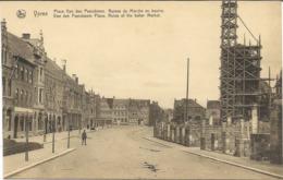 YPRES-IEPER - Place Van Den Peereboom - Ruines Du Marché Au Beurre - N'a Pas Circulé - Ieper