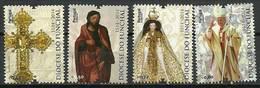 Madeira 2014 Mi 339-342 MNH ( ZE1 MDR339-342dav68B ) - Christianity