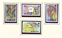 MONTSERRAT - 1982 Plant Life Set Unmounted/Never Hinged Mint - Montserrat