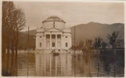 COMO-CARTOLINA VERA FOTOGRAFIA-NON VIAGGIATA -FOTO MAZZOLETTI-COMO-ANNO 1906-1915 - Como