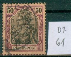 DR 1900  MiNr. 61     O / Used  (L790) - Alemania
