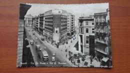 Napoli - Via De Petris E Via G. Marconi - Napoli