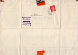 ALLEMAGNE : 1943 - Lettre Commerciale - Allemagne