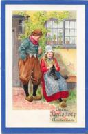PUB Cacao Et Chocolat BENSDORP - Couple - Hollande - Pubblicitari