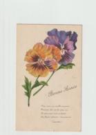 PENSEES BONNE ANNEE - Bloemen