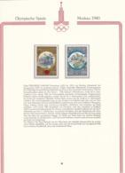 Sowjetunion - 1979 - Michel Nr. 4872/4877 - Postfrisch - 1923-1991 UdSSR