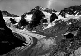 B58701 Cpsm Glacier Et Refuge Du Sélé - France