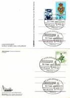 ALLEMAGNE : 1989 Lot De 2 Cartes Postales - Jeux Mondiaux - World Games - Karlsruhe - [7] Repubblica Federale