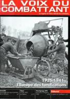 La Voix Du Combattant N°1848 10/2019 - UNC AISNE - 1921-1941 L'Europe Des Fortifications - Riviste & Giornali