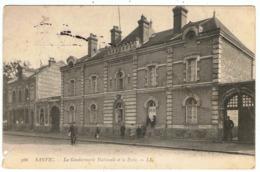 Sanvic / La Gendarmerie Nationale Et La Poste / Ed. LL / Etat ! - Autres Communes