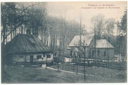 TREBNITZ, TRZEBNICA - Einsiedelei Und Kapelle Im Buchenwald - Poland