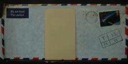 LetDoc. 304. Lettre De Saint Peterbourgh Avec Taxe - Lettres & Documents