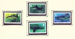 MONTSERRAT - 1987 Sharks Set Unmounted/Never Hinged Mint - Montserrat