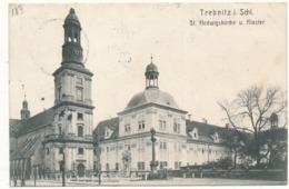TREBNITZ, TRZEBNICA - St Hedwigskirche U. Kloster - Carte En L'état ? - Poland