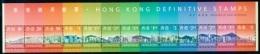 HONG KONG BF048 & BF049 Vues - Séries Courantes - Hong Kong (...-1997)