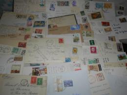 Collection , 50 Lettres D Europe - Sammlungen (ohne Album)