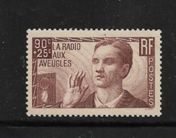 France Timbres De 1938 N°418  Neuf **  (cote 20€) - Frankreich