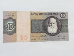BRASILE 10 CRUZEIROS - Brasilien