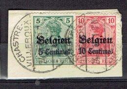 OC 2-3 - Chastre-Villeroux-Belgien Le 24-8-1916 - Guerre 14-18