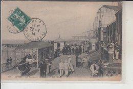 76  -  YPORT -  Le Casino Et La Jetée ..1914 ! - Yport