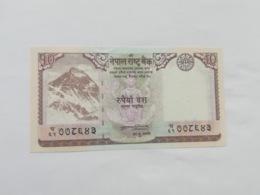 NEPAL 10 RUPEES - Nepal