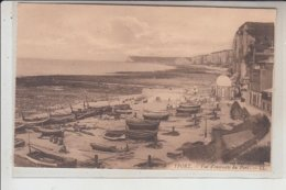 76  -  YPORT - Vue D'ensemble Du Port..1915 - Yport