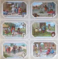 Figurine Liebig Italia Sang. 688 - Tipi Popolari Dell'Indostan - 1901 - Liebig