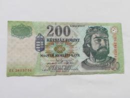 UNGHERIA 200 FIORINI 2005 - Hungary