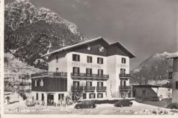 ZIANO DI FIEMME-RODA-TRENTO-HOTEL PENSIONE =ALPINA=-CARTOLINA VERA FOTOGRAFIA-VIAGGIATA IL 7-7-1966 - Trento