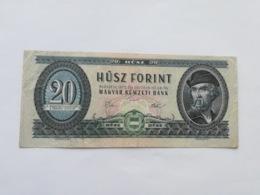 UNGHERIA 20 FIORINI 1975 - Hongarije