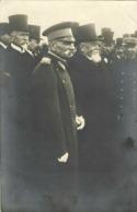 King Peter I Of Serbia In Uniform (1920) RPPC Postcard - Royal Families