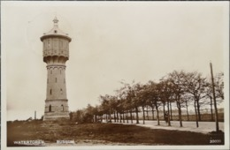 Bussum // Watertoren 1930? - Bussum