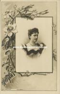 "Queen Consort Draginja ""Draga"" Obrenović Of Serbia (1900) RPPC Postcard - Royal Families"