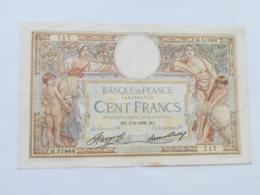 FRANCIA 100 FRANCS 1936 - 100 F 1908-1939 ''Luc Olivier Merson''