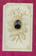 PHOTO CDV FERROTYPE Circa 1870.. Jeune HOMME - Personnes Anonymes