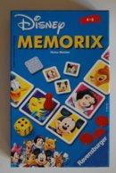 JEU DE SOCIETE - Memorix Disney - Edition Ravensburger 2004 - Jeux De Société