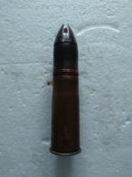 Obus Explosif 37mm - Modèle 16 - Français - INERTE - Armes Neutralisées