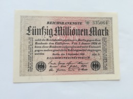GERMANIA 5 MILLIONEN MARK 1923 - 1918-1933: Weimarer Republik