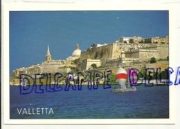 Malte. Valletta. Marsamxett Harbour Side - Malte