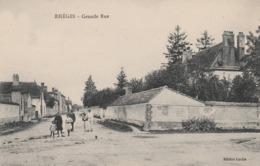 Rhèges - Grande Rue - Frankreich